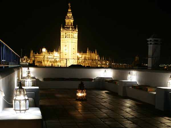 Aire De Sevilla Baños Arabes | Aire De Sevilla Rincon Exquisito