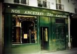 En París, en el corazón de la isla de San Luis, este restaurante, es uno de esos sitios mágicos que se te quedan en la memoria para siempre...