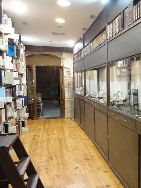 La nave salamanca libreria antiguedades rinc n exquisito - Antiguedades en toledo ...