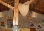 Un restaurante muy acogedor, en Mata del Quintanar, con una decoración rústica y acogedora, donde se come como en casa.