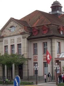 Centro de Suiza    Zug