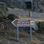 Peña de Francia Acceso | Salamanca