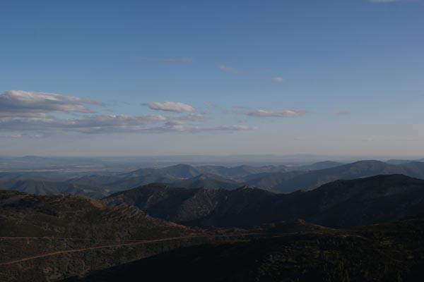 Vistas desde la Peña de Francia | Salamanca