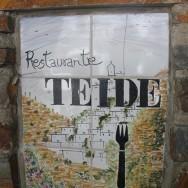 Teide Bubion Restaurante