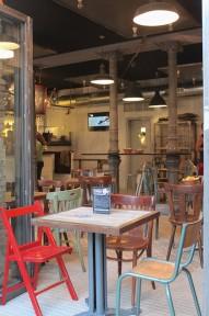 Restaurante en Madrid La Revoltosa