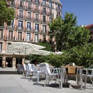 Restaurante con terraza | Madrid